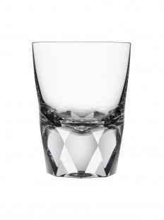 Orrefors Carat Double Old Fashioned